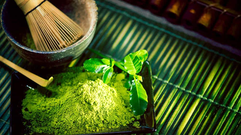 Le 7 proprietà benefiche del tè verde