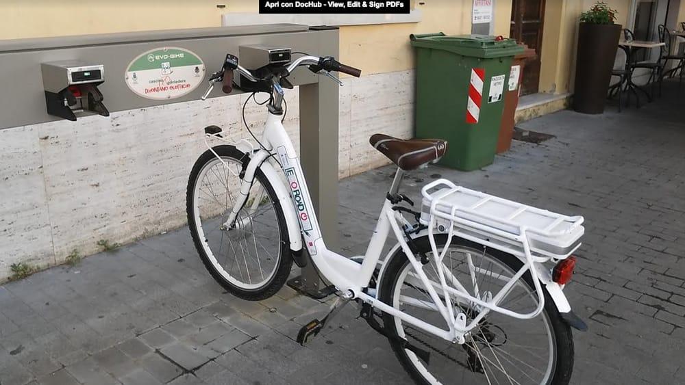 Ufficio Lavoro Pontedera : Bike sharing a pontedera estate 2018
