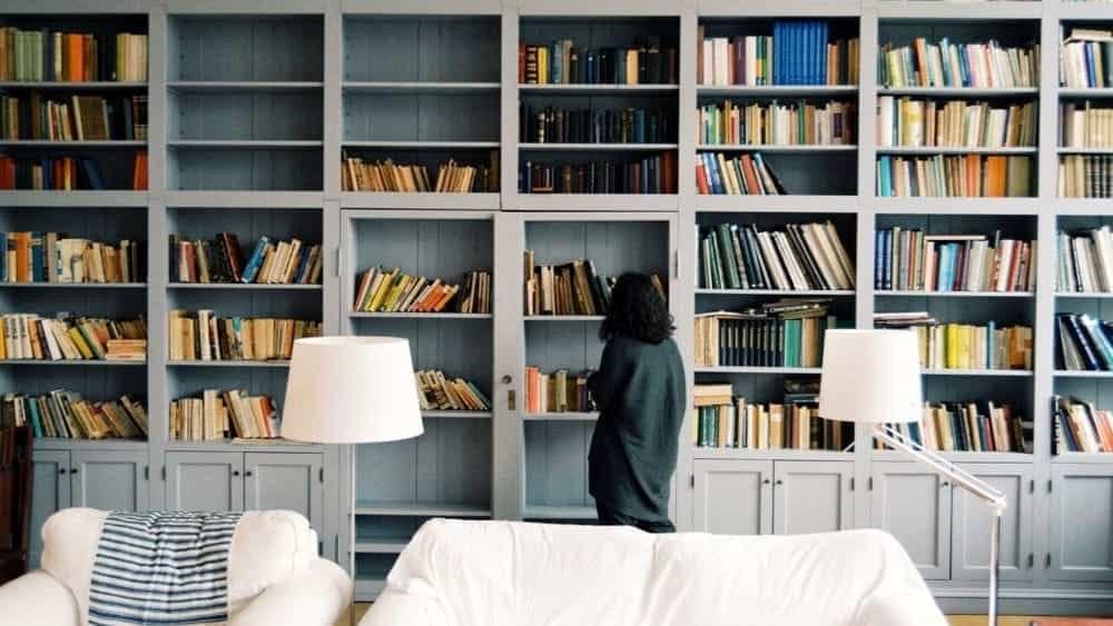 Librerie A Muro Su Misura.Le Idee Per Arredare Casa Con La Libreria