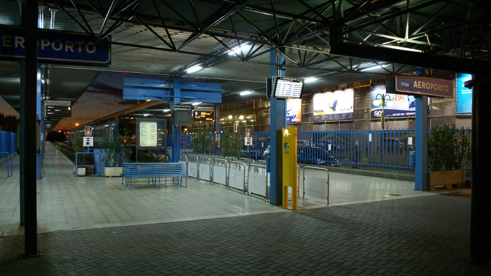 Collegamento treno firenze pisa aeroporto - Collegamento torino porta nuova aeroporto caselle ...
