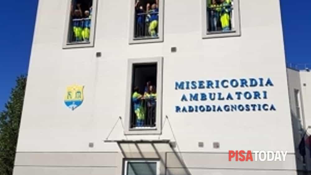 Misericordia di Ponsacco: fiore all'occhiello del territorio - PisaToday