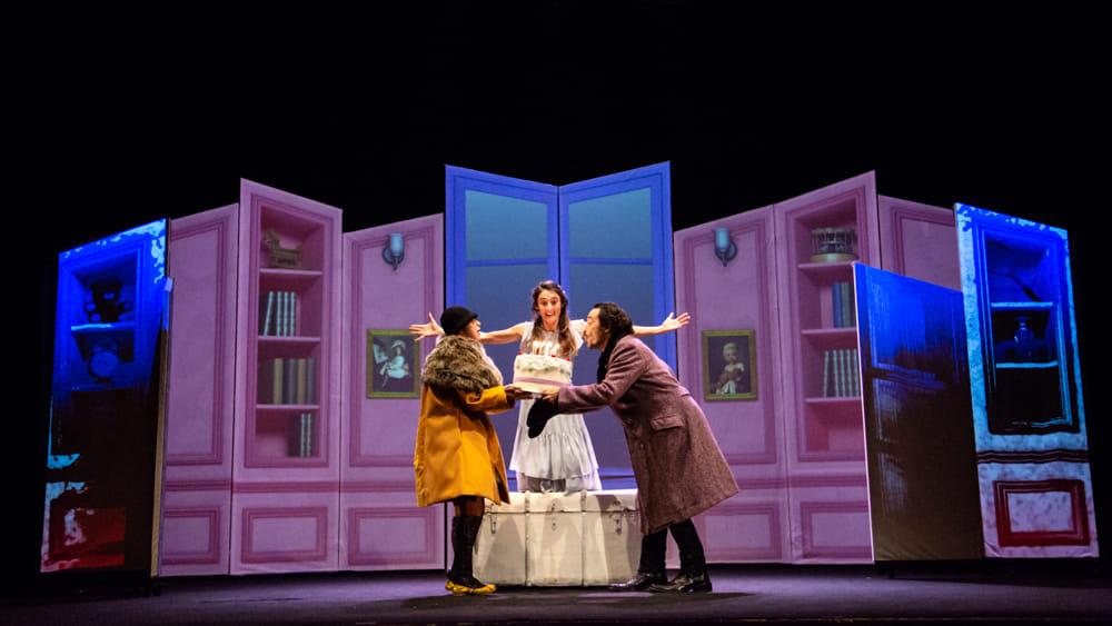 'Peter Pan' a La Città del Teatro a Cascina - PisaToday