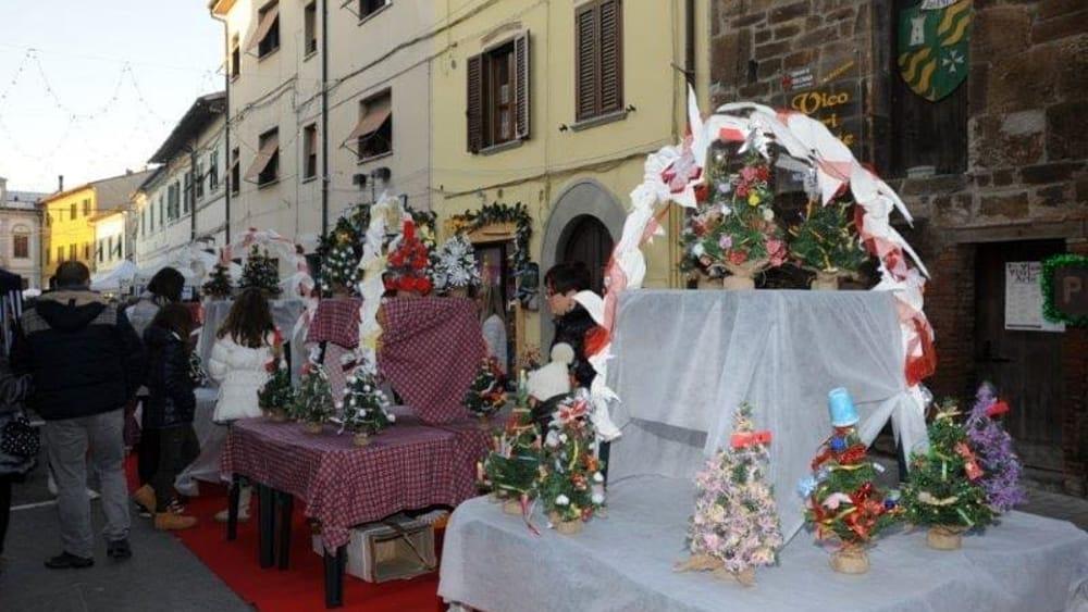 Mercatini di natale a calcinaia 4 dicembre 2016 eventi a pisa for Mercatini di natale aosta 2016