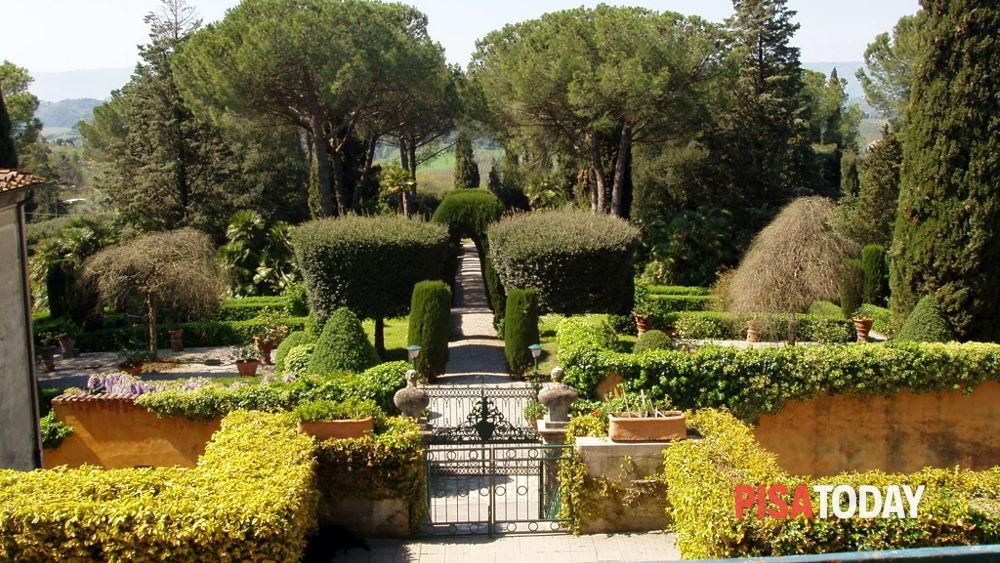 Cortili e giardini aperti a Pisa, 25 maggio 2014 Eventi a Pisa
