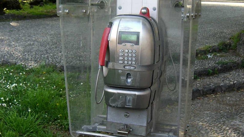 Cabina Telefonica : Scassinano cabina telefonica a pisa: arrestati