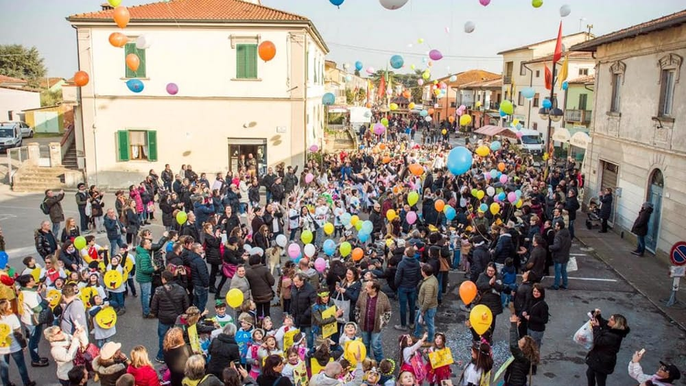 4becad1b76c9 Carnevale di Orentano 2019 Eventi a Pisa